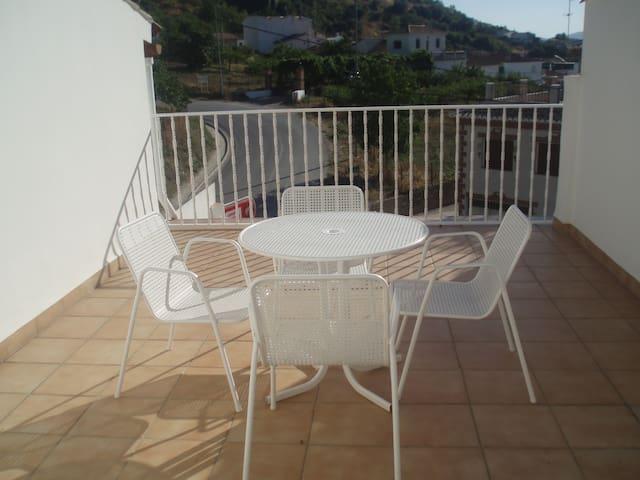 Apartamento Coronichi I - Montefrío - Daire