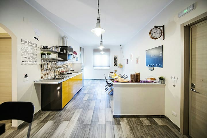 fantastic apartment in a residential area