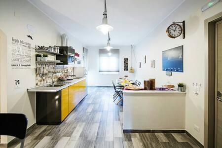 fantastic apartment in a residential area - 那不勒斯(Napoli) - 住宿加早餐