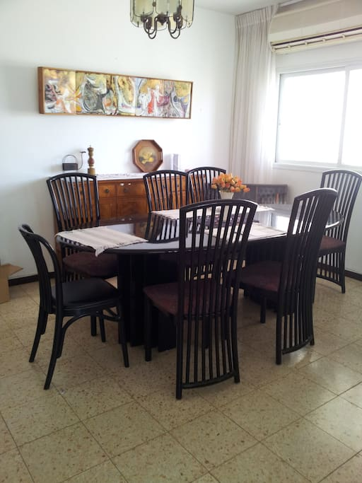 Dining area, part of Great Room