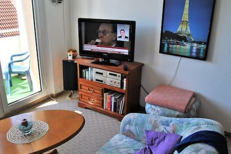 Holiday flat at Mecklenburgs Lakes - Malchin - Apartment