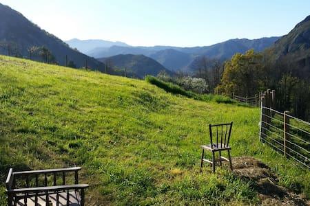 Casería tradicional entre Montañas - Cangas de Onís