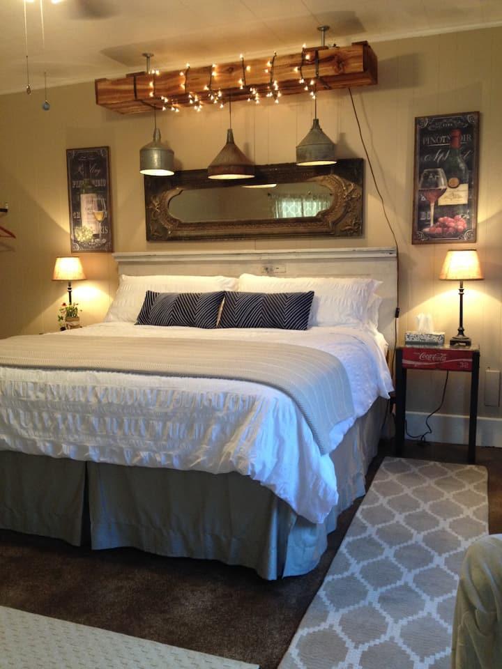 Rustic Texas Guestroom #2
