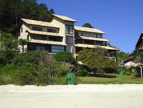 Praia das cordas,  Paraíso Governador Celso Ramos