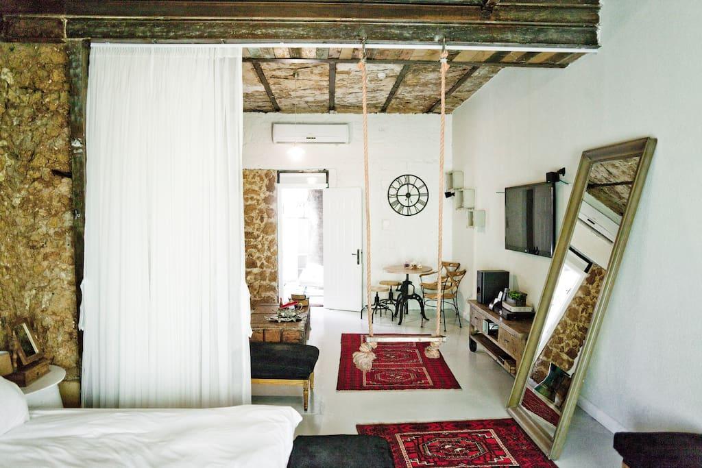 Neve Tzedek Luxury Suite #2