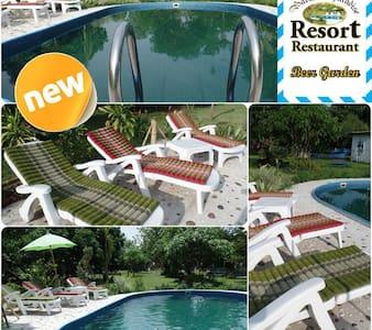 Bavarian Paradise Resort+Restaurant - Tambon San Phak Wan - บ้าน
