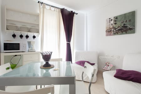 Studio 8 Tourist center-beach 6min - Alicante - Loft