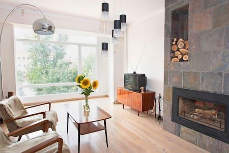 Sunny & spacious modern apartment - Sofia - Apartmen