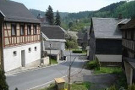 bijzondere rustgevende bergwoning - Probstzella - House - 1