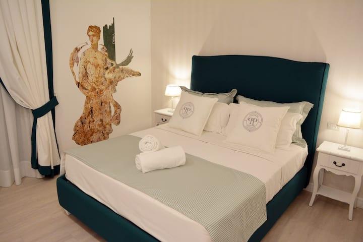 B&B Pompei Passio - Luxury Diana Verde