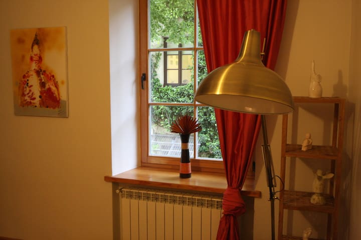 """The Little Angel's Place"". Free parking! - Vilna - Apartamento"