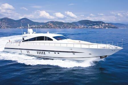 Luxury Yacht DOHA 27M Bonifacio - Bonifacio