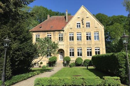 """Ferienwohnung im """"Alten Pfarrhaus"""" - Apartamento"""