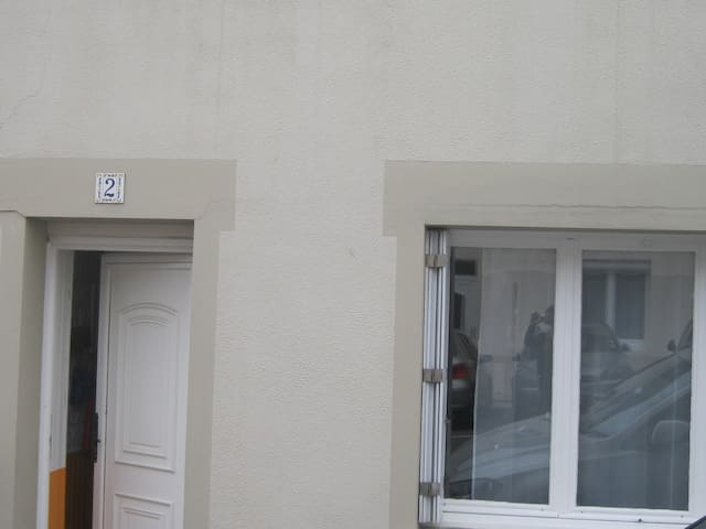 Chambre indépendante logt à proximité de la Loire - Indre - อพาร์ทเมนท์
