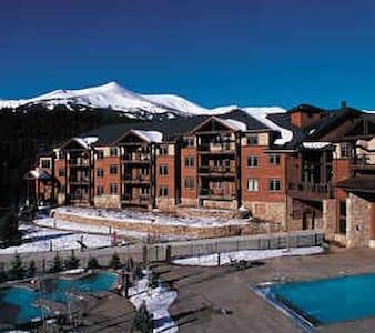 1 BR Breckenridge Condo - Colorado Springs