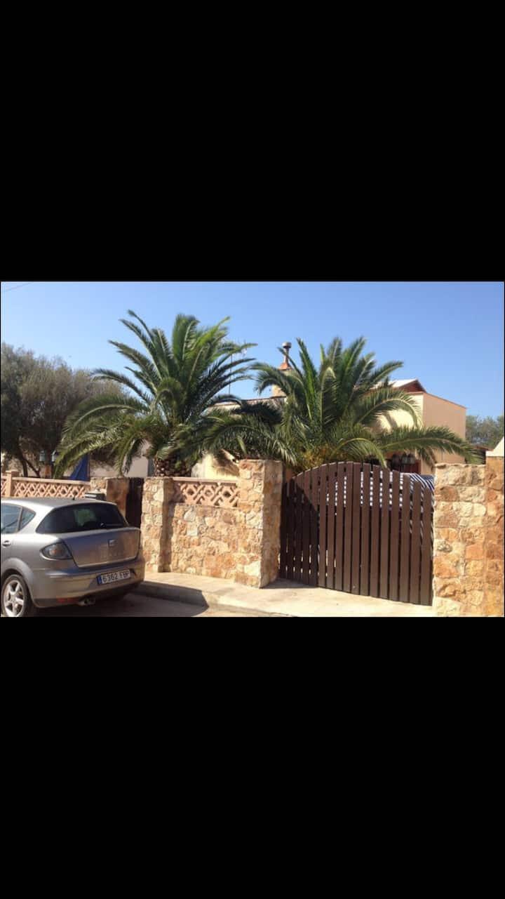 Habitación Casa mallorquina a 500m de la playa