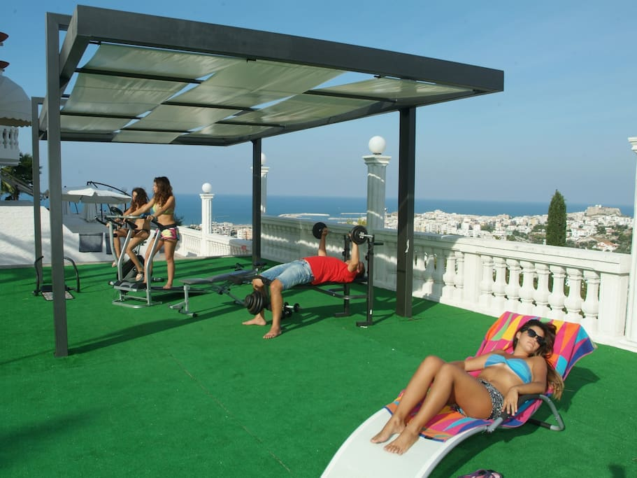 area fitness e relax