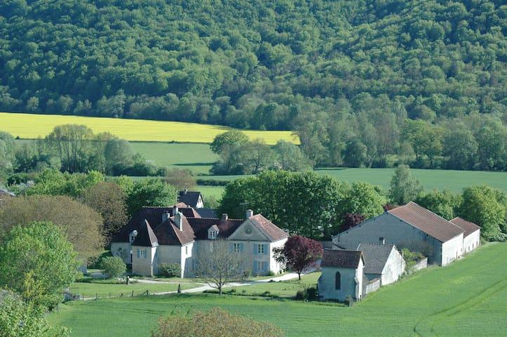 Domaine Rennepont-en-Champagne - Rennepont - Bed & Breakfast