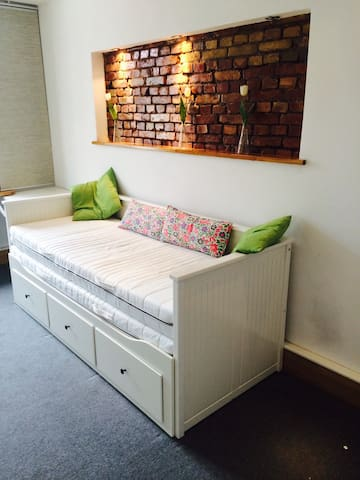 Schönes kleines 1 Zimmer EG Apartment