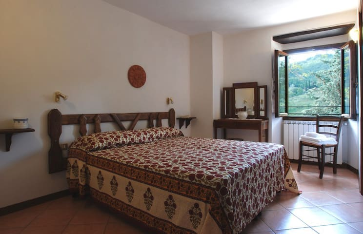 Ginestra - Double room in Mugello - Corella - Bed & Breakfast