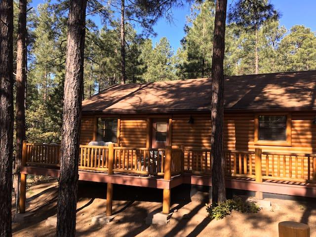 Knotty Pine Guest Suite
