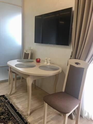 Квартира с двориком «Relax Apartmants  & Garden»
