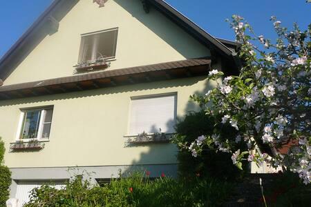 Appartement de vacances en Alsace - Marlenheim