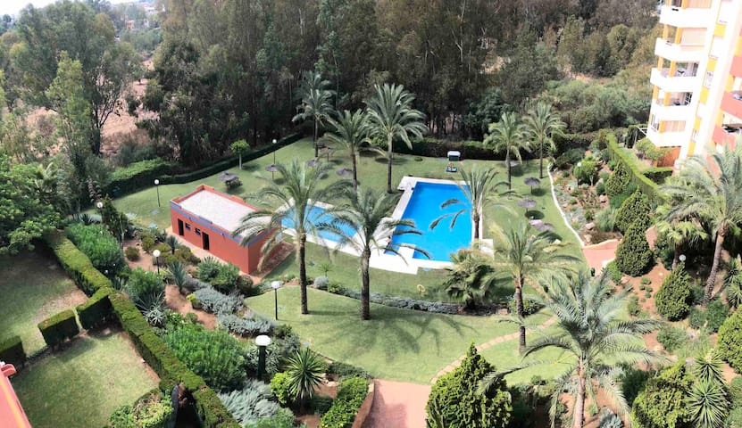 Penthouse /View/Sea/Quiet/Golf/Pool/Atalaya