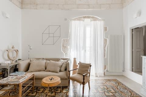 Casa ottocentesca in pietra con magnifico terrazzo - That's amore house