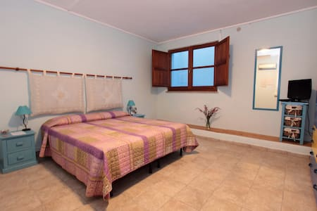 B&B Nuraximannu camera economy in seminterrato - Bed & Breakfast