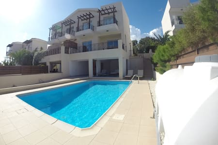 Limassol Meridien Kar 3B/R House with private pool - Pyrgos
