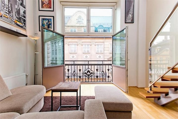 Studio Apt in the heart of Oslo - Oslo - Departamento