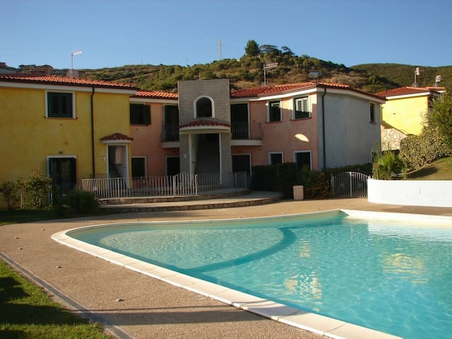 holiday sea  in sardinia - La Scalitta - Appartement