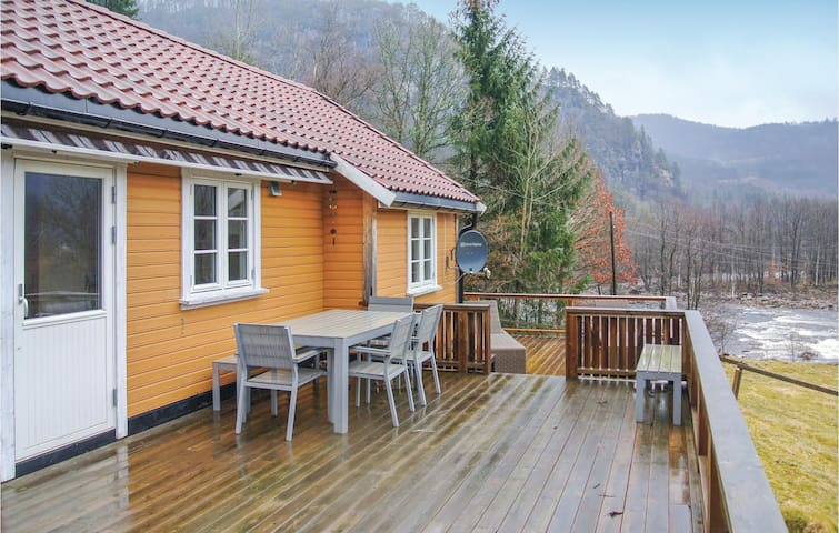 Holiday cottage with 2 bedrooms on 57m² in Kvås