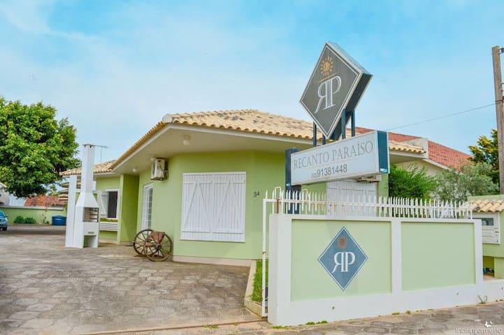 Pousada Praia de São Lourenço do Sul - 6 casas