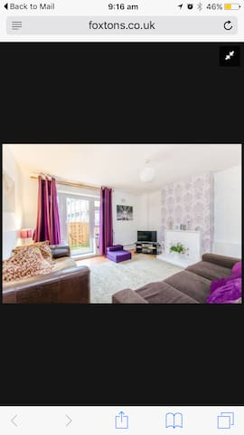 Flat in Highbury London n5
