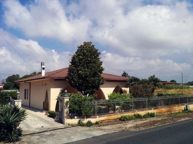 Cottage at 3km from the sea - Rome - Macchia Grande - Casa