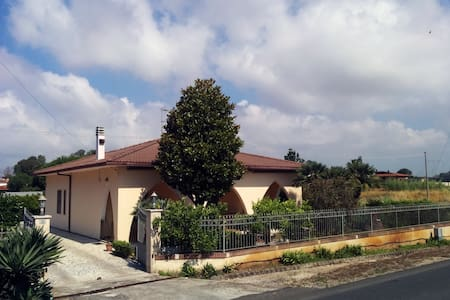 Cottage at 3km from the sea - Rome - Macchia Grande