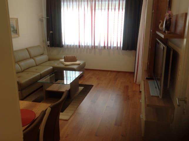 Ruhige Wohnung mit Garten 46 qm - Spittal an der Drau