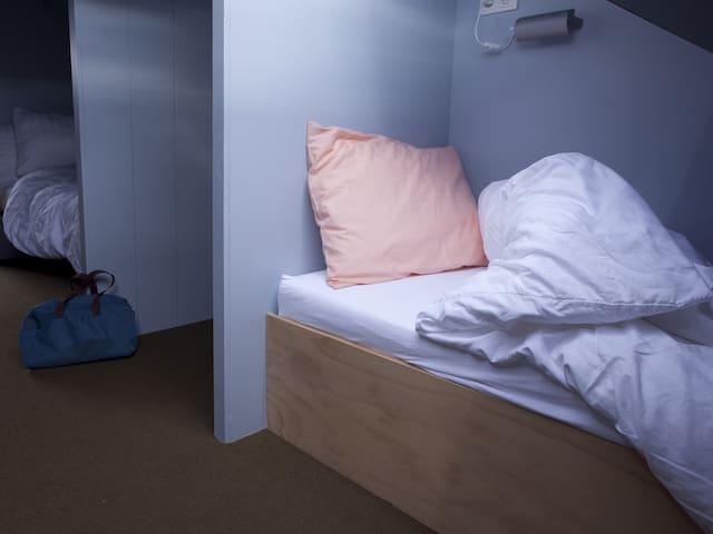 Wongema: bedsteebedden - Hornhuizen - Bed & Breakfast