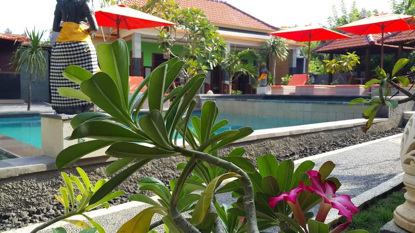 Cozy 6 Bed Room private villa in Lembongan