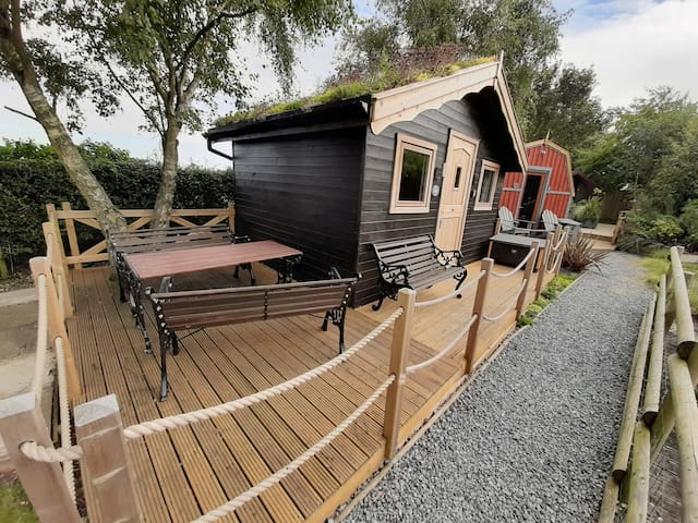 Seaways Glamping, Silver birch
