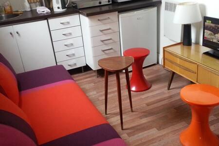 small studio Montmartre Sacré coeur - Paris - Apartment