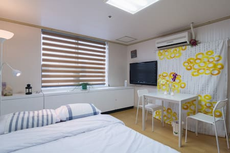 Special Promotion) Center of Seoul. - Jung-gu - Apartamento