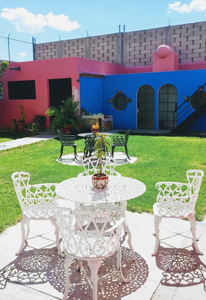 Villa D´Spitia Confortable Depa3 en Atlixco Centro