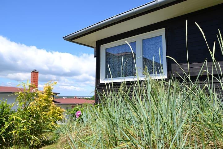 Sommer-Ferienhaus in Binz auf Rügen Haus 1