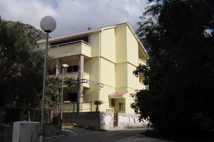 Апартамент на первом этаже виллы