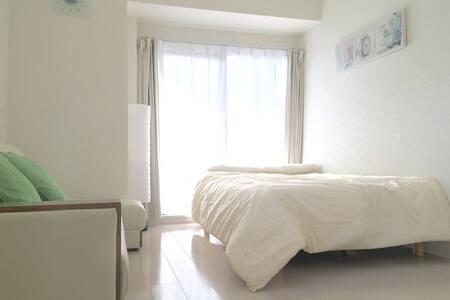 난바역에서 3분거리, 개인아파트! - Ōsaka-shi