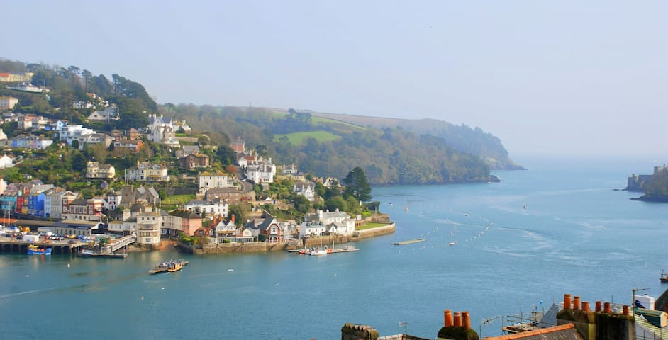 Amalfi on the Devon Coast! - Kingswear - Huis