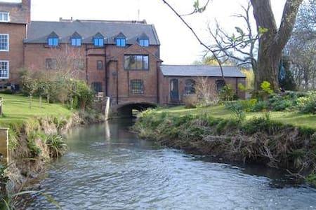 Pool View at Tredington Mill - Shipston-on-Stour - Wohnung
